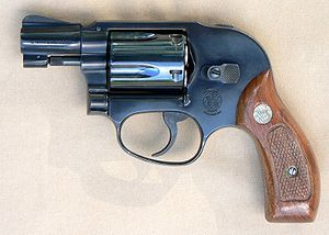 Smith & Wesson Bodyguard model 49