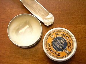 Shea butter of L'Occitane en Provence