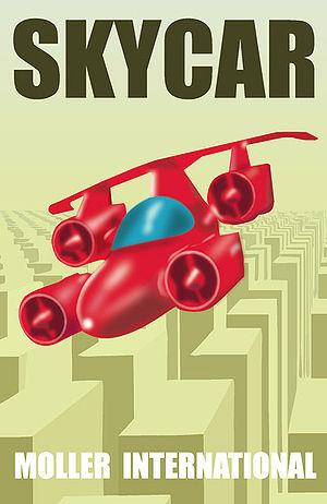 Poster for Skycar