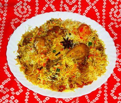 punjabi fish biriyani easy and short recipe