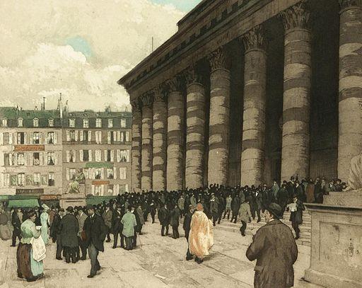 Tavik Frantisek Simon Die Pariser Börse
