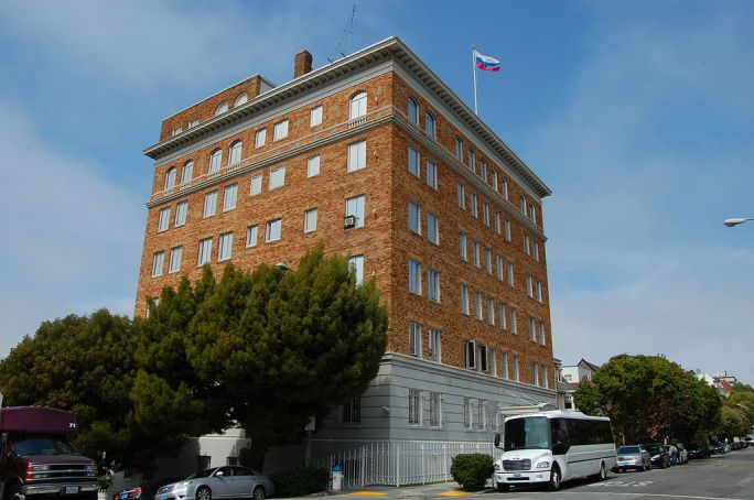 USA-San Francisco-Russian Federation Consulate-1
