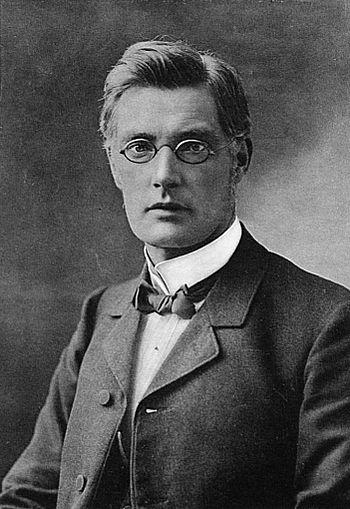 Paul Althaus (1861-1925), deutscher evangelisc...