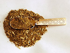 English: Yerba mate
