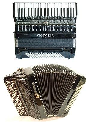 Piano-Accordion: 140-bass convertor/free-bass ...