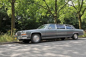 English: Cadillac Brougham