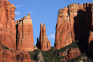 Cathedral Rock, Sedona, Arizona.