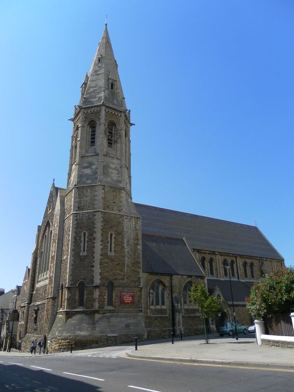 Christ Church, St Leonards-on-Sea - Wikipedia