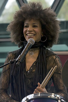 Cindy Blackman, Quelle: Wikipedia