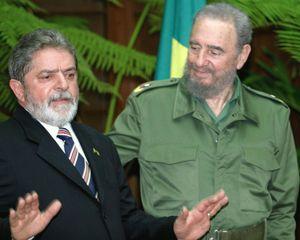 Lula usa os doláres de Cuba para comprar a imprensa internacional.