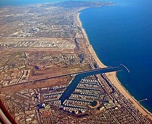 Marina del Rey' (Los Angeles International Air...