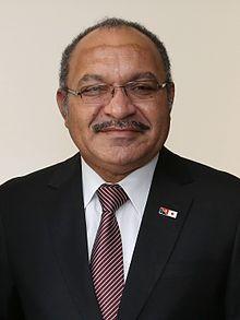 Αποτέλεσμα εικόνας για Παπούα Νέα Γουινέα Πίτερ Ο'Νιλ
