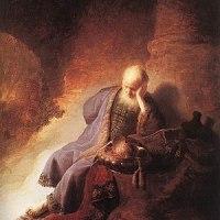 """""""The Weeping Prophet"""""""