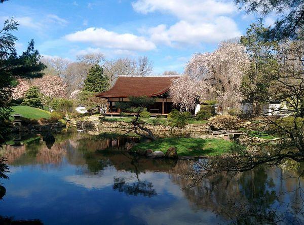 japanese garden house Shofuso Japanese House and Garden - Wikipedia