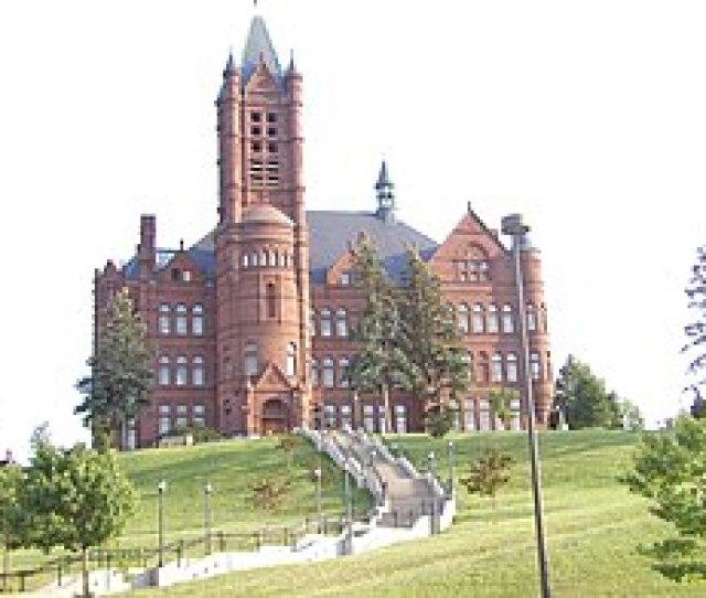 Syracuse University Wikipedia