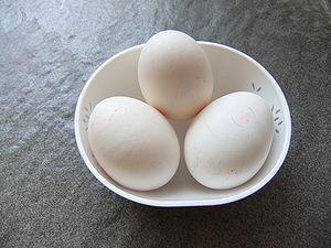 Eggs (Free range chicken), Indonesia