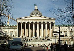 University College London (front quad)