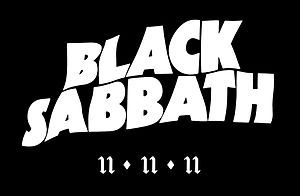 English: Logo of Black Sabbath reunion