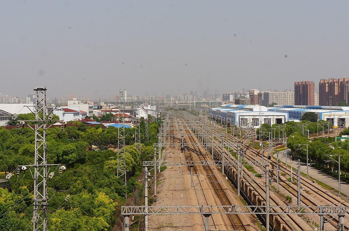 上海列車事故 - Wikipedia