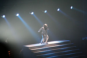 "Christina Aguilera - Intro ""Ain't No Othe..."
