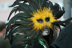 All Soul's Day procession, Tucson AZ, 2008