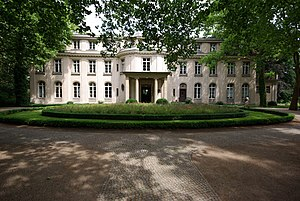 "English: Villa Marlier, Mansion of the ""W..."