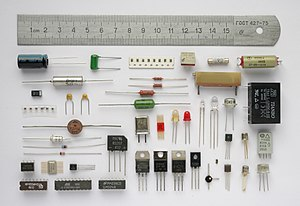 Various components