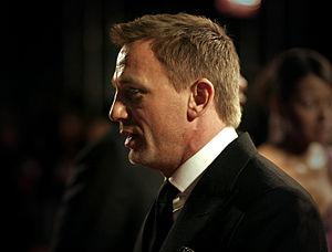 Daniel Craig at the Orange British Academy Fil...