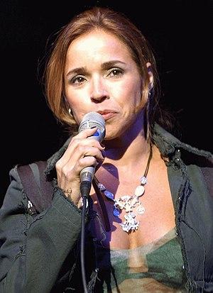 Português: A cantora brasileira Daniela Mercury.