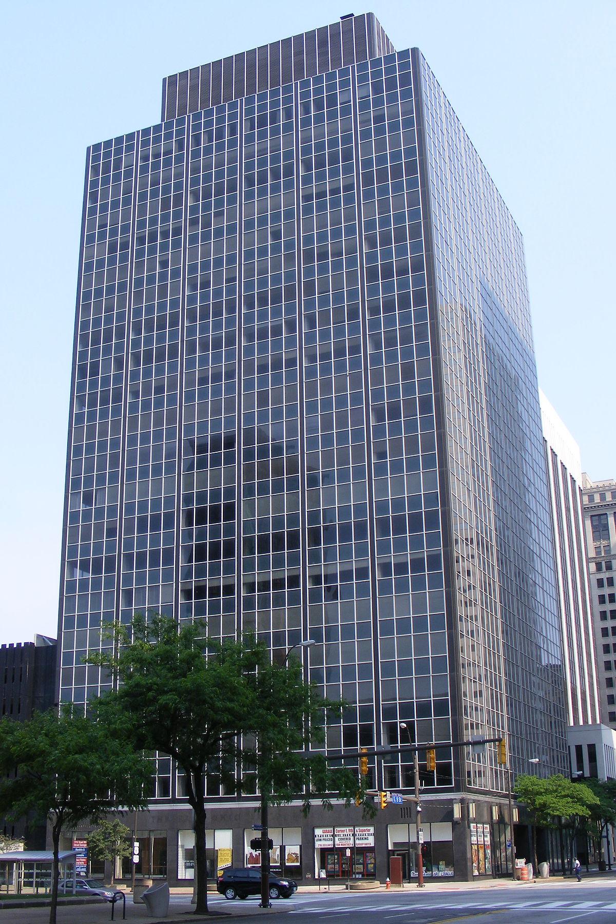 1717 East Ninth Building Wikipedia