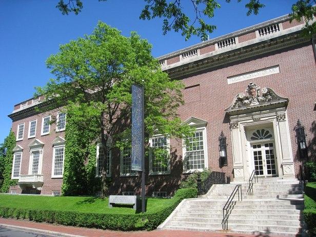 Fogg Art Museum, Harvard University
