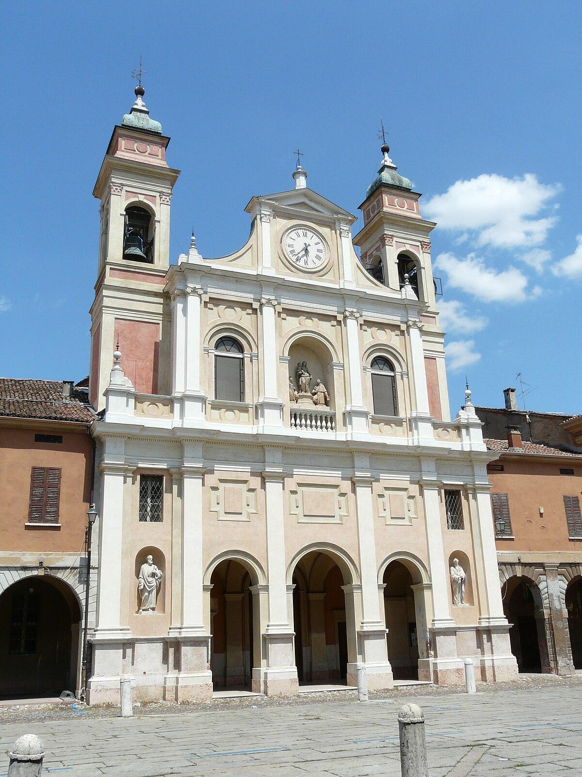 Duomo Di Guastalla Wikipedia