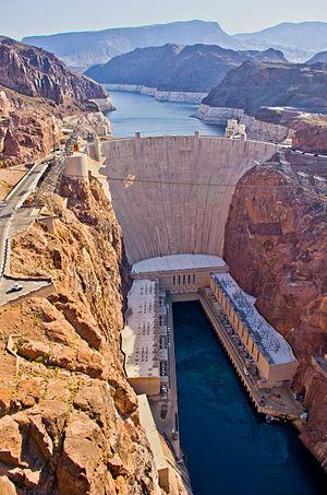 English: Hoover Dam