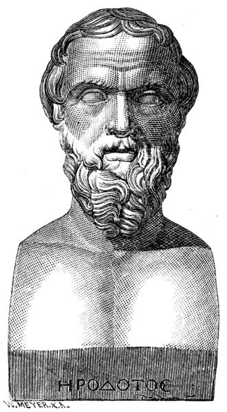 Heródoto planteó la primera definición de historia