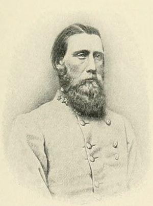 English: Confederate General John Bell Hood
