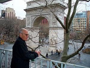 Larry Kramer 1 by David Shankbone