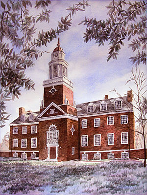 Williamson Hall, Westminster College of the Ar...