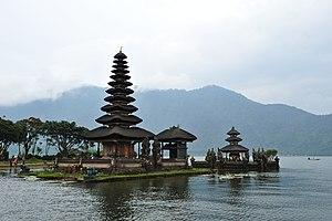 Pura Ulun Danu Bratan Bali 2011