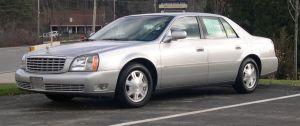 Cadillac DeVille — Wikipédia
