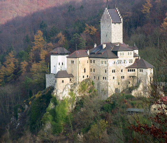 Altmühltal Burg Kipfenberg
