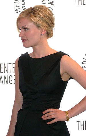 "English: Actress Anna Paquin - ""True Bloo..."