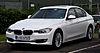 BMW 320d Luxury Line (F30) – Frontansicht, 24. Juni 2012, Düsseldorf.jpg