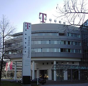 Deutsche Telekom corporate headquartiers, Bonn