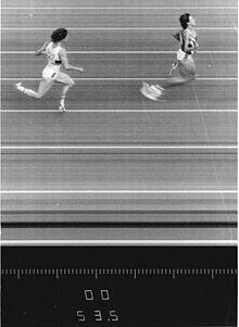Photo finish - Wikipedia