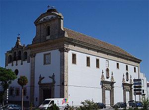 Convento del Espíritu Santo, ejemplo de arquit...