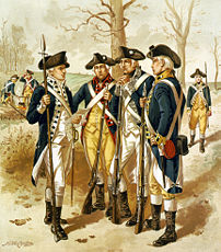 TITLE: Infantry: Continental Army, 1779-1783, ...