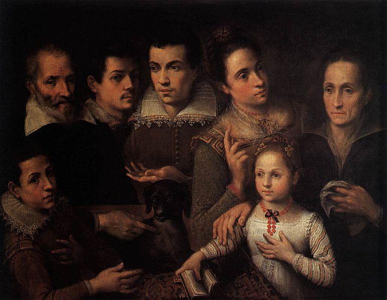 File:Lavinia Fontana - Family Portrait - WGA7980.jpg