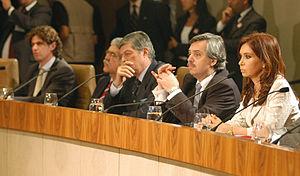 Ministros de Cristina de Kirchner.