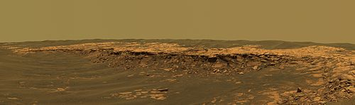 PIA02696-Mars Rover Opportunity-Payson Panorama