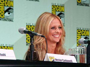 Sarah Michelle Gellar at San Diego Comic-Con 2...